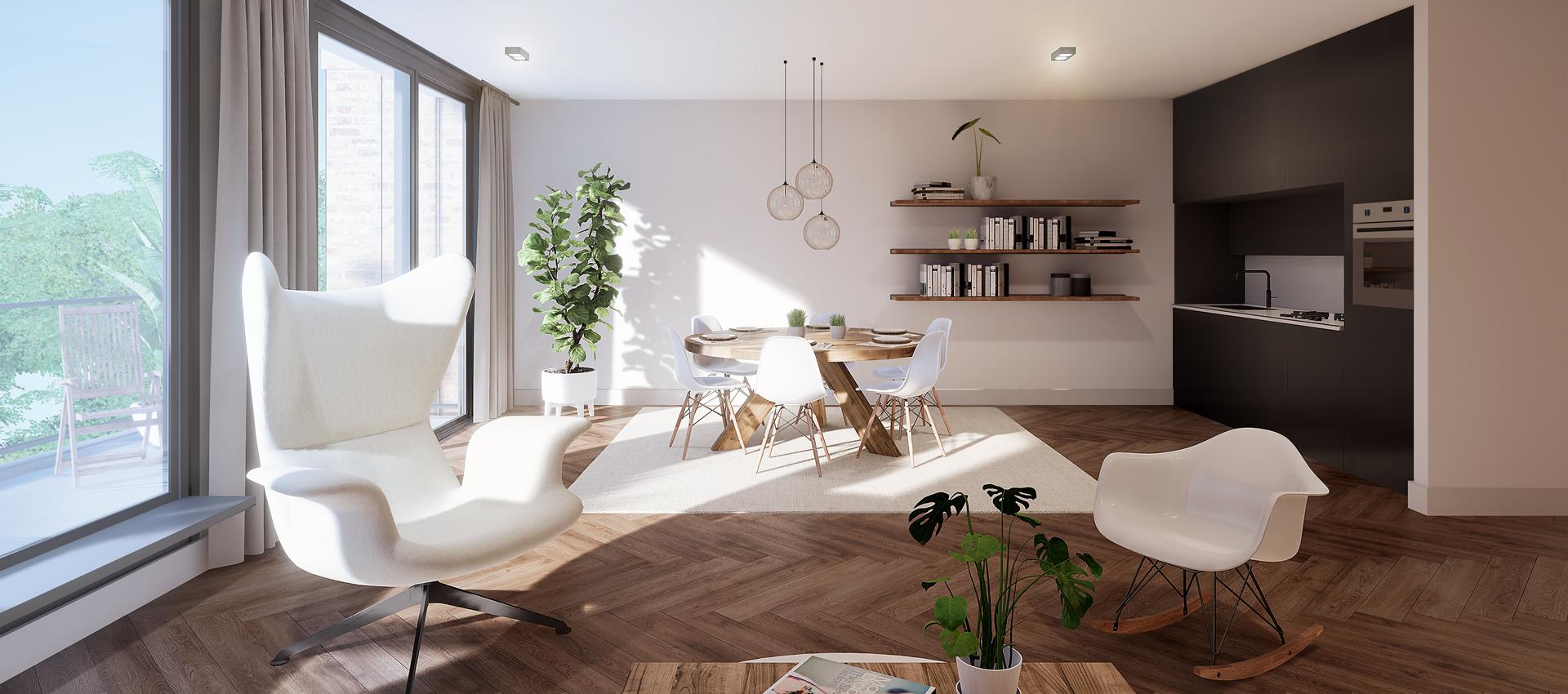 Interieur De Luxe Appartement appartementen - het oude raadhuys